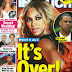 venerdì tabloid: it's over per il matrimonio di beyoncé