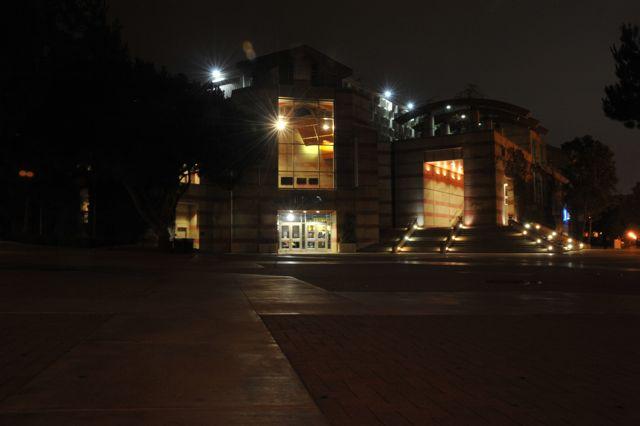 ucla campus at night - photo #24