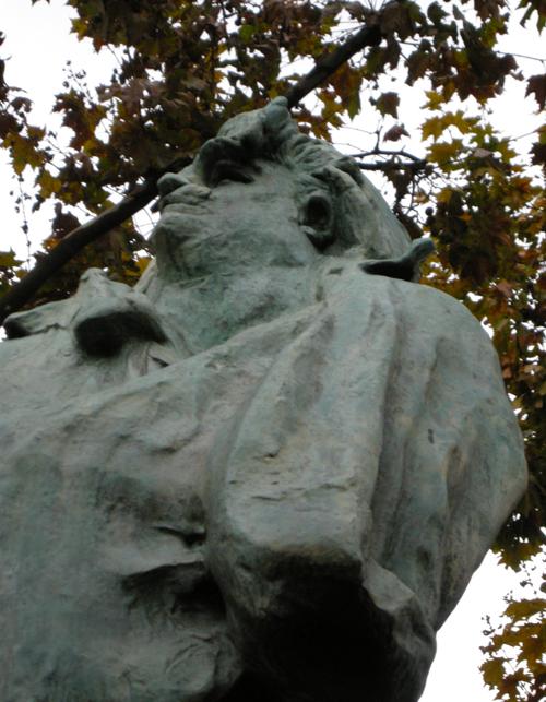 L 39 archivio della scultura balzac auguste rodin for Rodin scultore