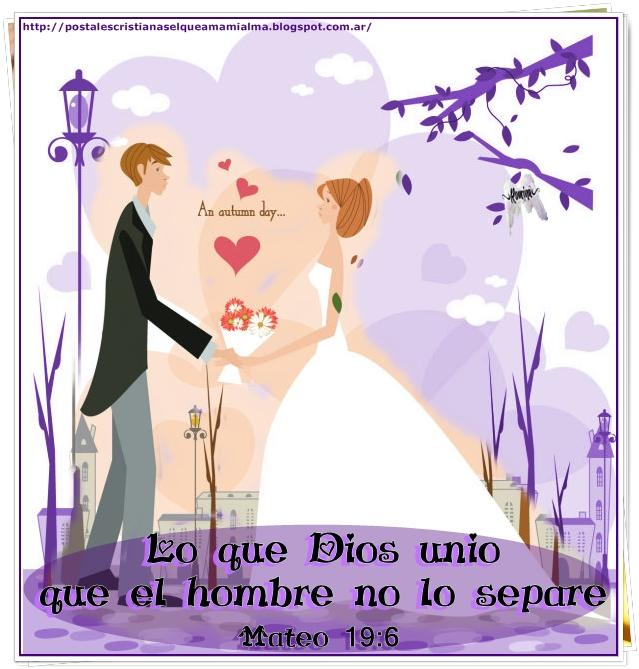 Imagenes Cristianas De Matrimonios