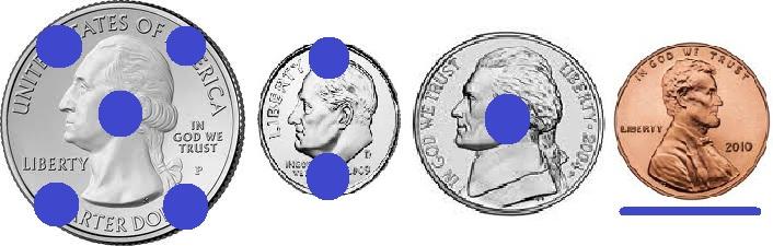 Coloring, Ph.D.: Money Chants u0026 Touch Points