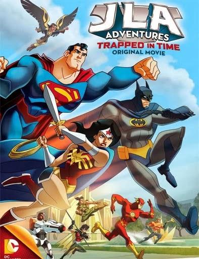 JLA Adventures: Atrapados en el tiempo – DVDRIP LATINO