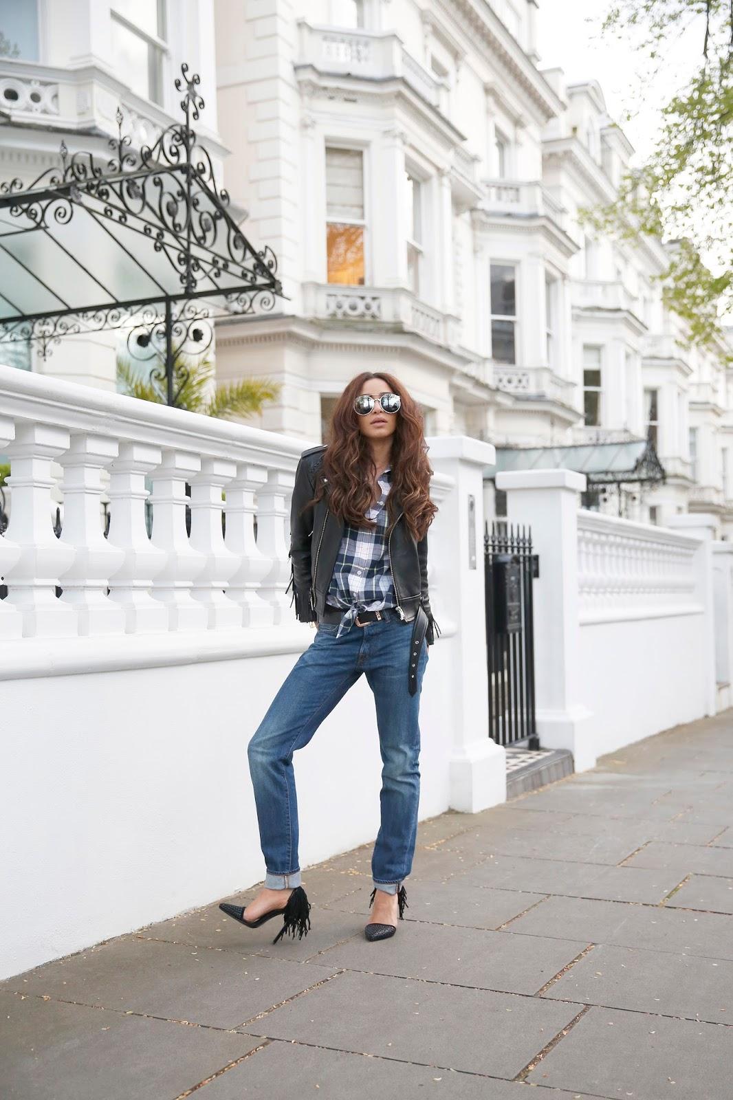 Victoria Metaxas - London fashion photographer and blogger