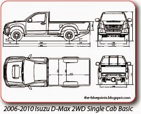 Vector blueprints cars trucks busses and others isuzu vector httpautomotive blueprints malvernweather Choice Image