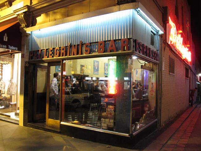 Melbourne Culinary Journal Pellegrinis Espresso Bar : Pellegrini2527sEspressoBar1 from www.melbourneculinaryjournal.com size 650 x 490 jpeg 311kB