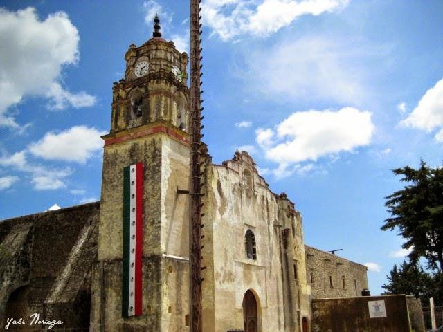 Ruta de los Conventos Tetela Morelos México