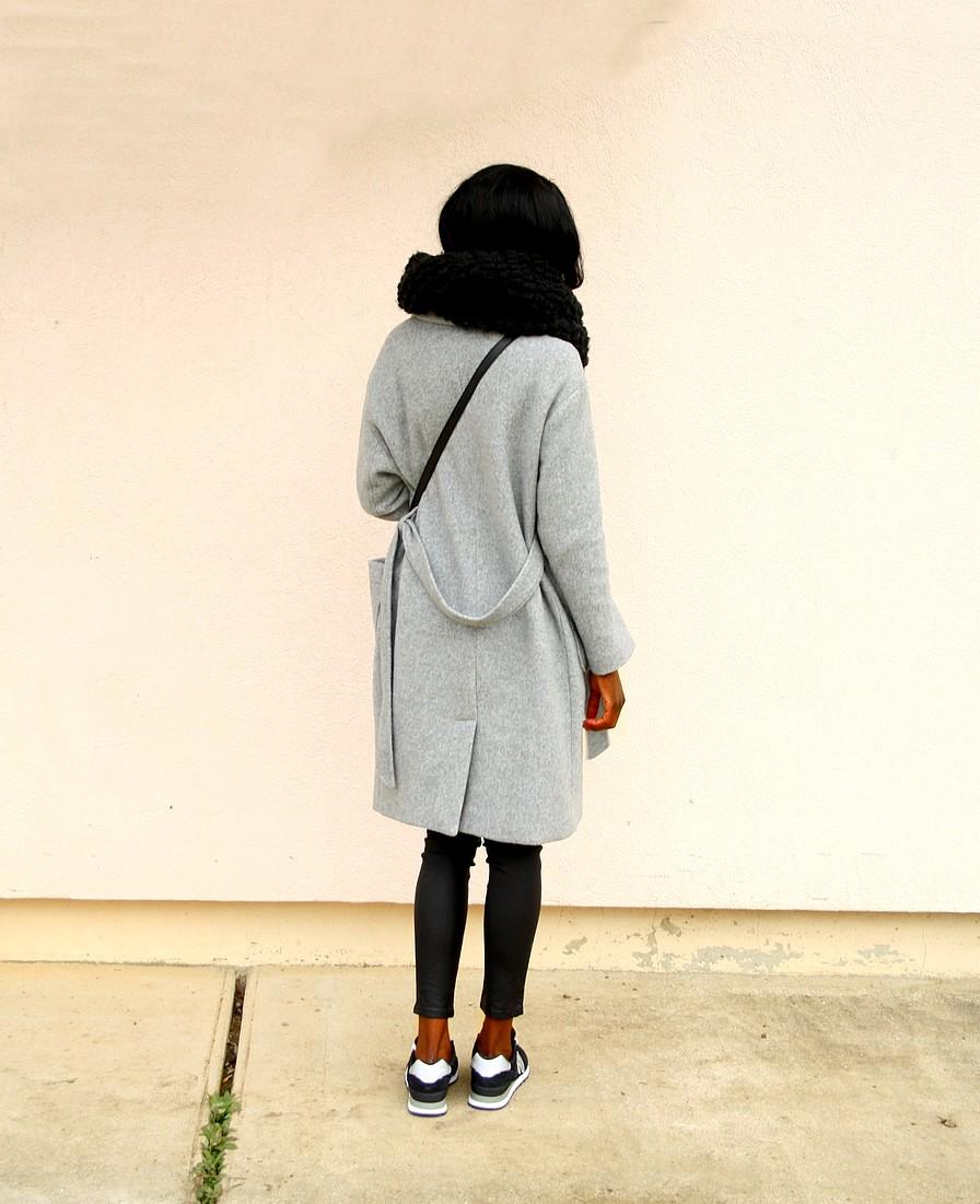 look new balance noir femme