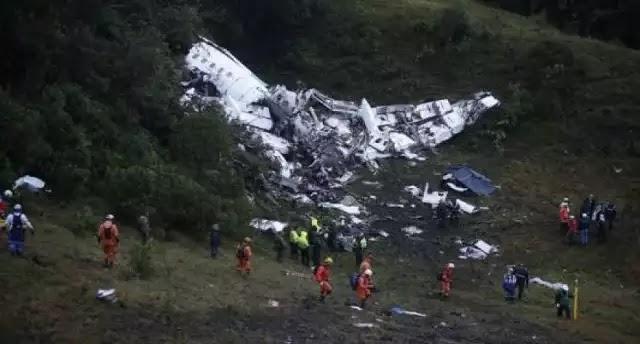 Η ηλιθιότητα προκάλεσε την τραγωδία στην Κολομβία: Το αεροσκάφος πετούσε 20 λεπτά με «άδειες» δεξαμενές καυσίμου (βίντεο)!