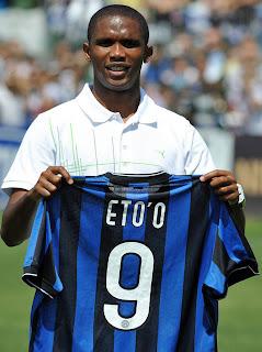 Samuel Eto'o esta interesado en regresar al Inter