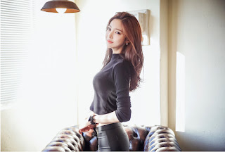 2 Jung Yun - very cute asian girl-girlcute4u.blogspot.com