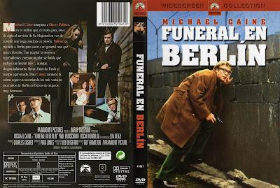 Funeral en Berlín | 1966 | Cover