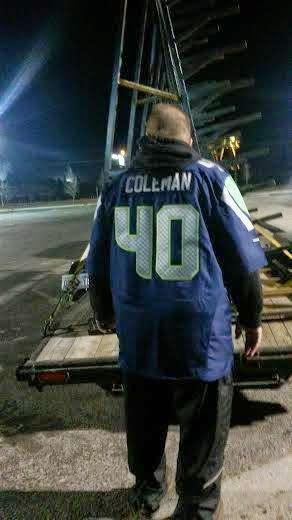 Wholesale Seattle Seahawks Derrick Coleman Jerseys