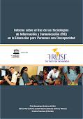 Uso de las TIC en la educación para personas con discapacidad