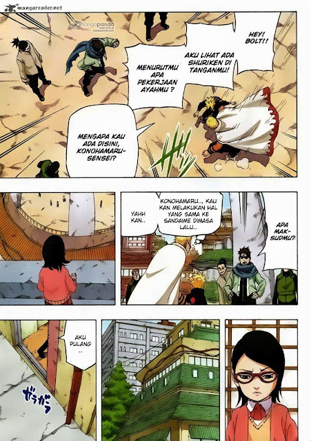 Naruto - Chapter:700 - Page:18