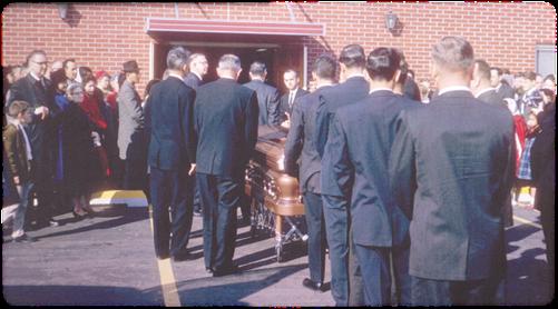 Funeral William Marrion Branham