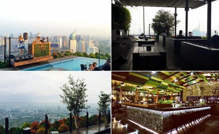 Restoran dan tempat makan paling romantis di Jakarta