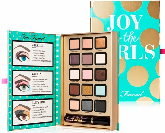 Too Faced Natural Eye Palette Singapore Price