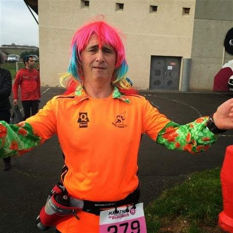 Marathon du Beaujolais 2014 - un bon cru !