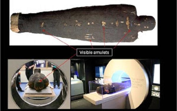 Τα μυστικά της ελληνικής...μούμιας που βρέθηκε το 1857 στη Θήβα