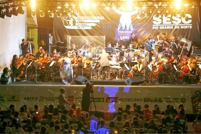 Natal: Orquestra Sinfônica da UFRN faz espetáculo em homenagem a Vinícius de Moraes
