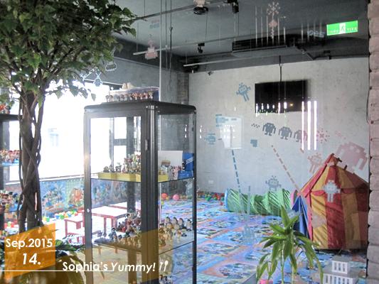 二樓用餐環境-兒童空間