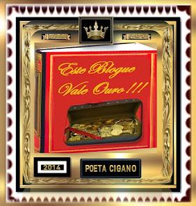 """Ganhei do amigo """"Poeta Cigano""""..."""