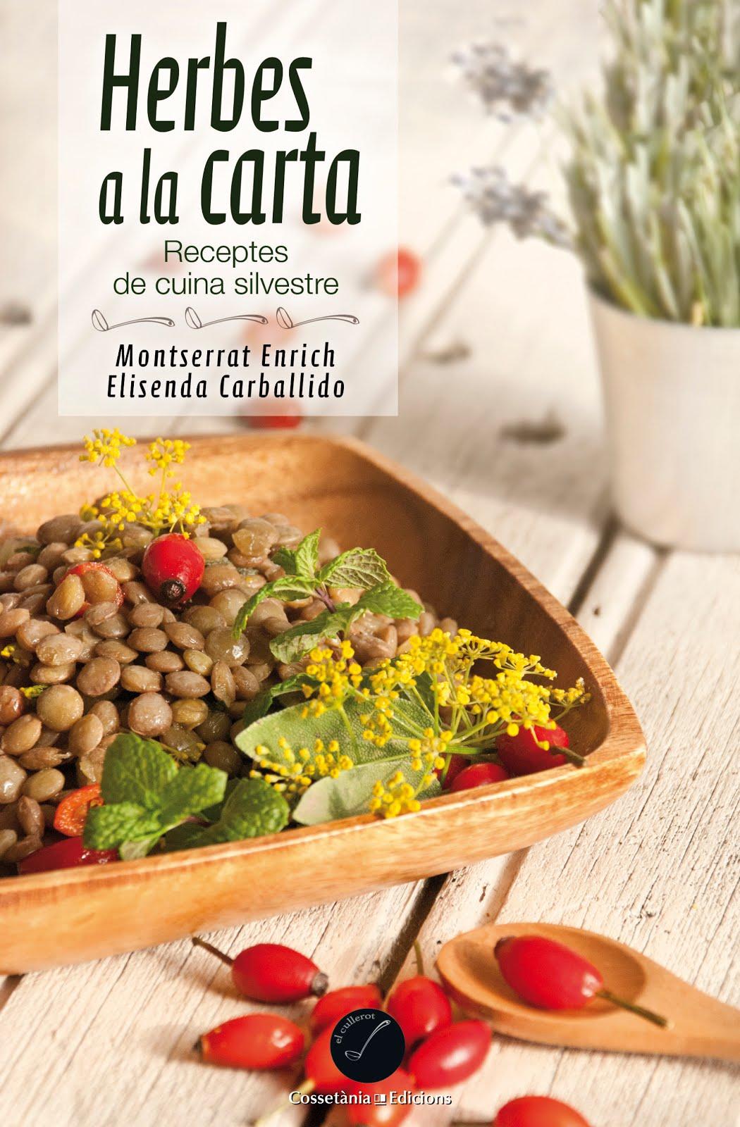 Llibre de Plantes Silvestres Comestibles