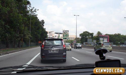 proton exora road