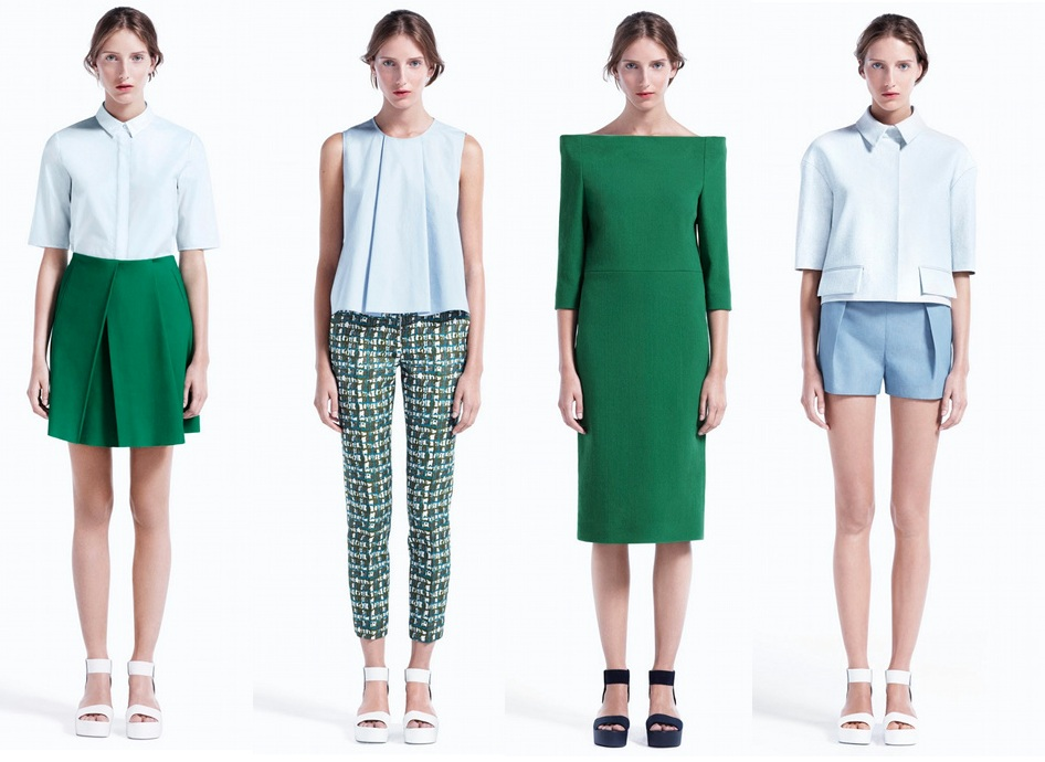 Fashion Lifestyle And Beauty Cos Spring Summer 2012
