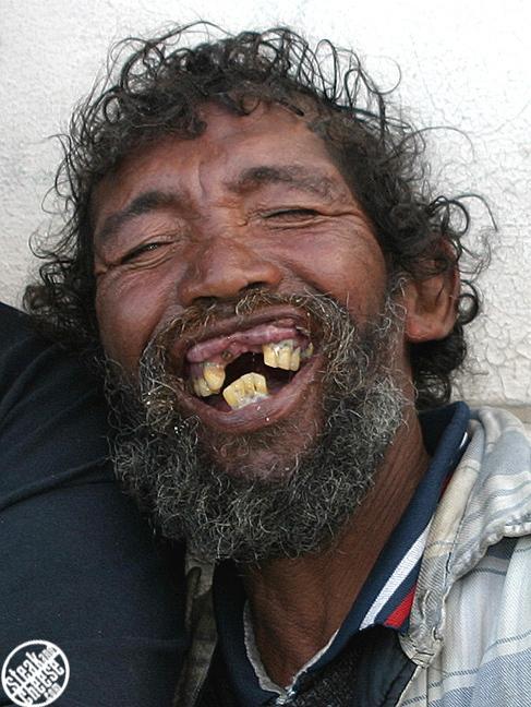 Ugly Smile