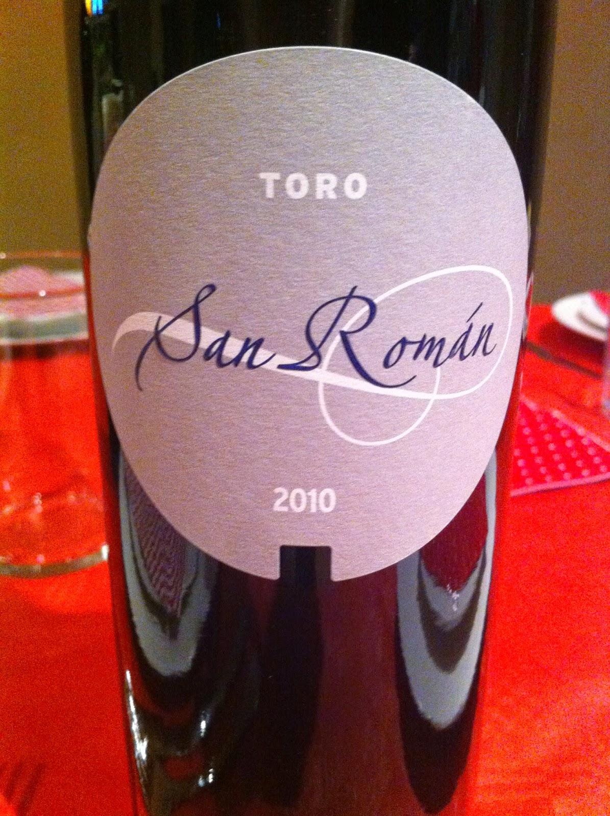 san-román-2010-toro-tinto