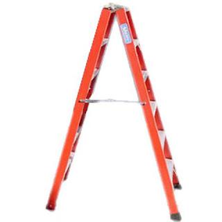 Escadas de madeira para pintura residencial ou comercial
