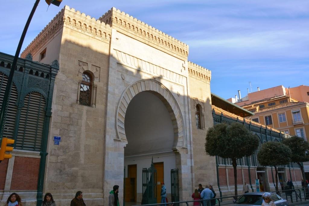 Mercado Central de Atarazanas Malaga