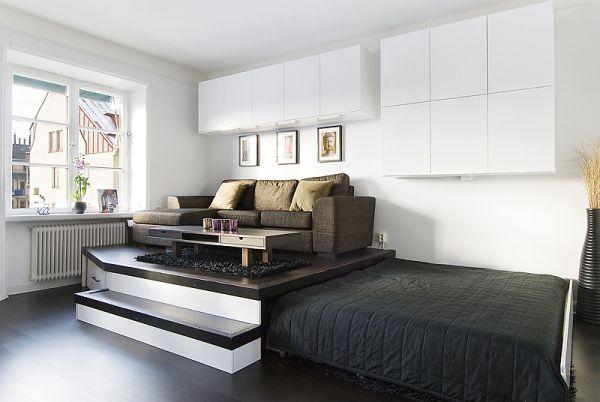 Consigli per la casa e l\' arredamento: Soluzioni salvaspazio: le pedane