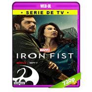 Iron Fist Temporada 2 Completa WEB-DL 720p Audio Dual Latino-Ingles