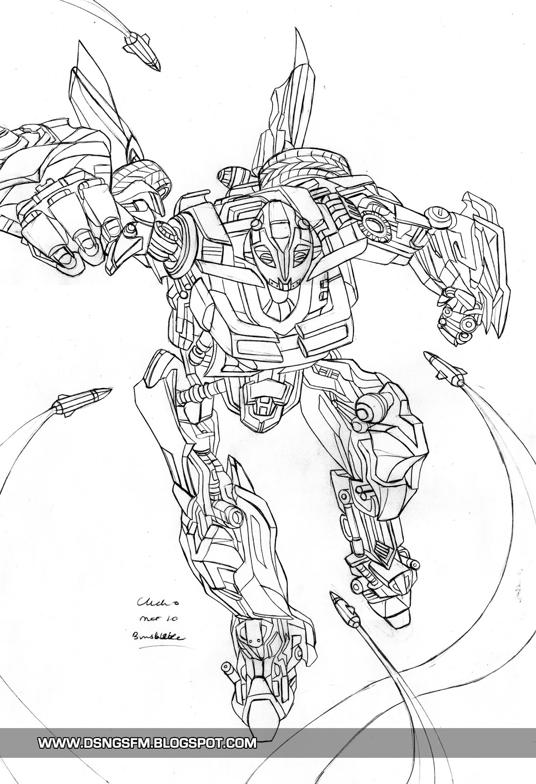 transformer gears coloring pages - photo#43