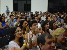 PARTICIPAÇÃO EM CONGRESSOS MISSIONÁRIOS