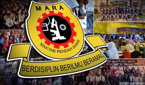 Permohonan Menjadi Guru di MRSM 2015