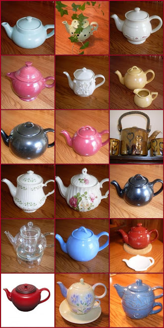My Tea Pots