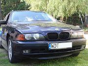 Front bumper for BMW E39 528i alpina softline