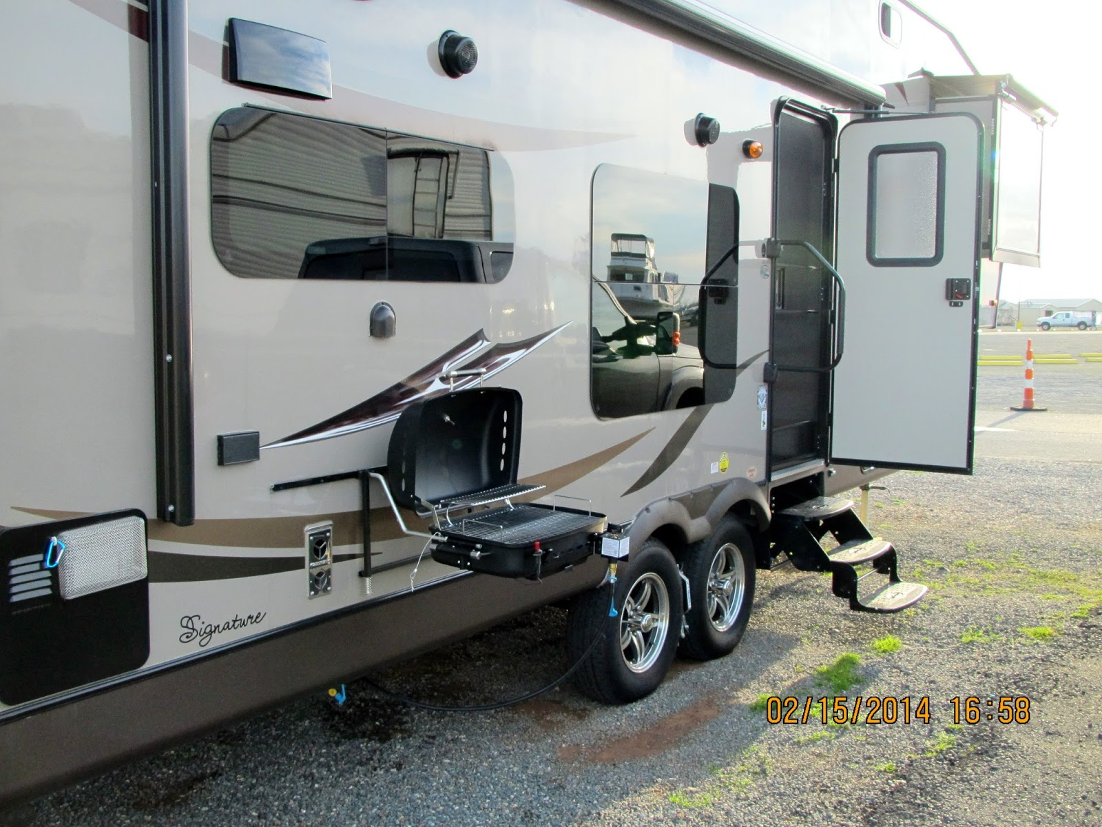 hook up grill to rv Rv toilets by thetford and dometic offer go ahead and hook your water supply lines back up and turn you water on to rv parts country offers a lot of.
