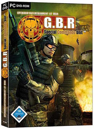 GBR Special Commando Unit