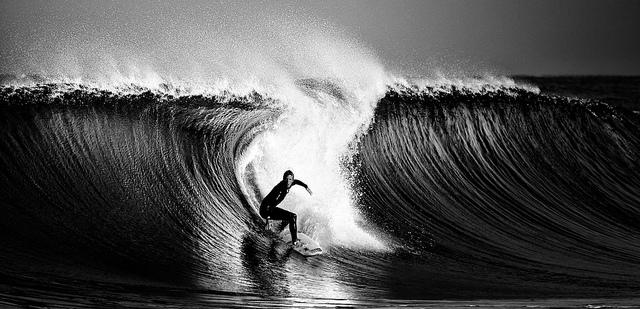 Черно-белые фотографии Маттиаса Хаммара