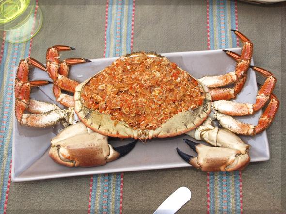 My soul kitchen buey de mar a la sidra superheroes de - Como cocinar un buey de mar ...