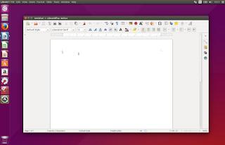Ubuntu always show menus