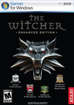 The Witcher (Enhanced Edition) PC Cover