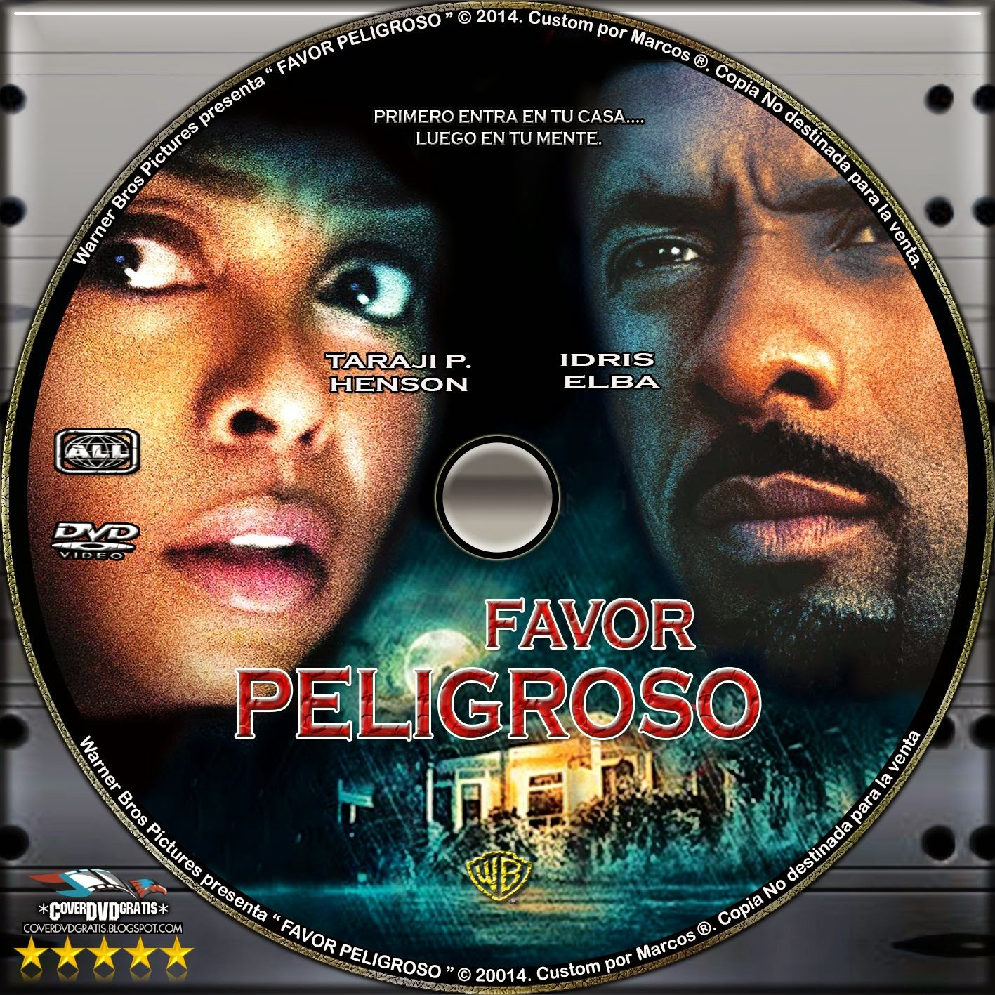 Sin Escrupulo 2014 COVER DVD Archivos - CoverDvdGratis