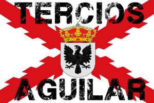 ¡No se olviden de enlazarnos como Tercios de Aguilar! Gracias.