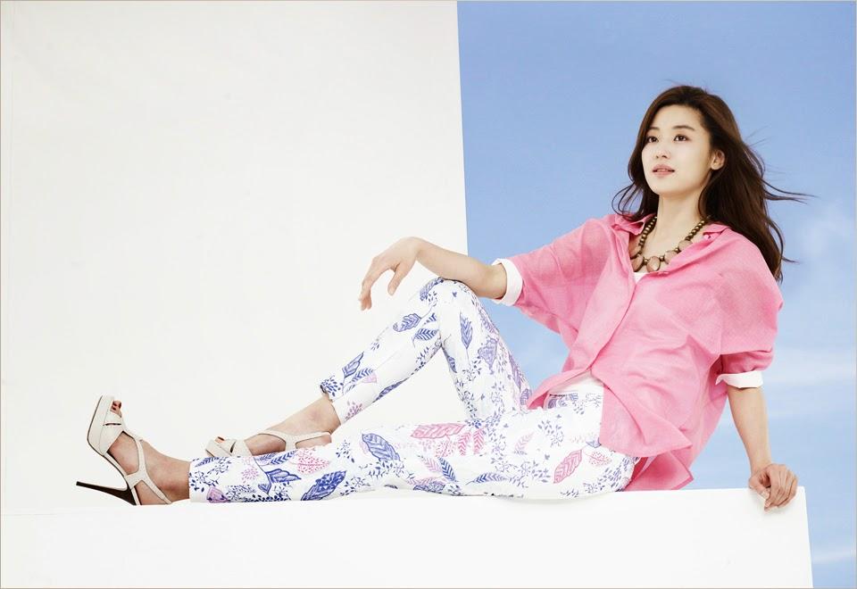 Jeon Ji Hyun - Shesmiss Summer 2014