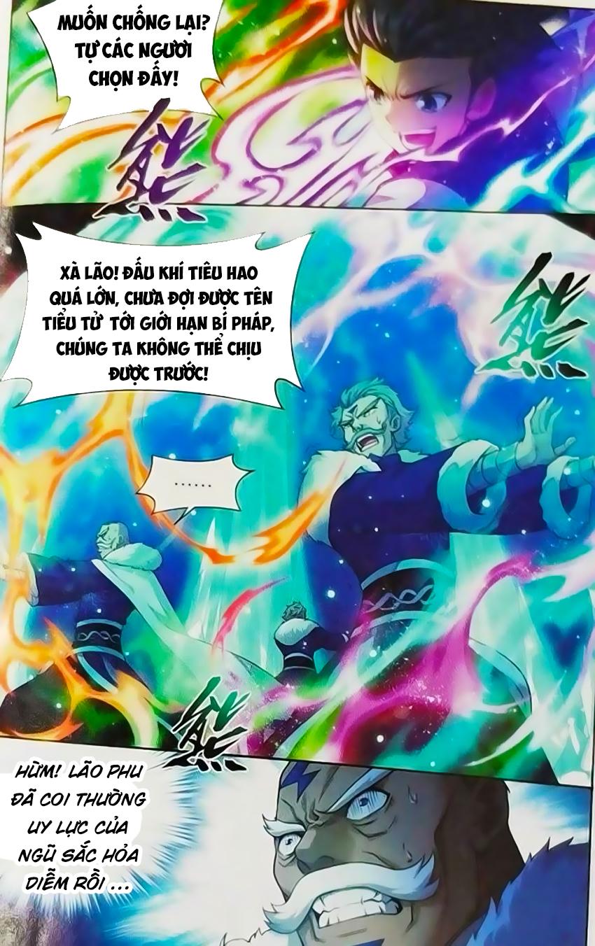 Đấu Phá Thương Khung Chap 258 page 11
